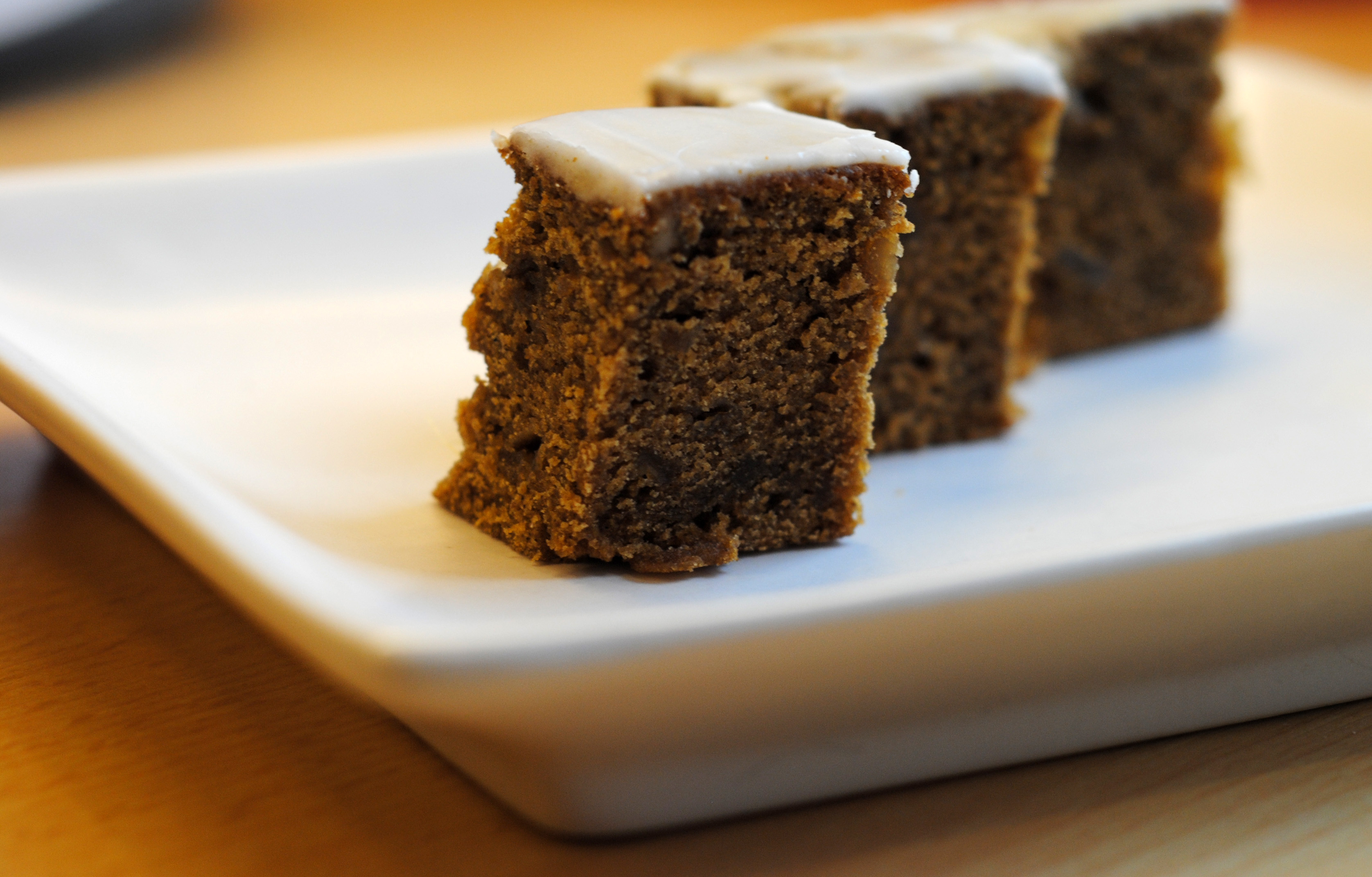 Baking Clinic – Ginger Cake | Gracie's Mixing Bowl